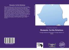 Couverture de Romania–Serbia Relations