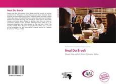 Buchcover von Neal Du Brock
