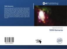 1836 Komarov kitap kapağı