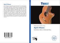 Capa do livro de April Moon
