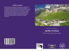 Portada del libro de Aprilia (Latium)
