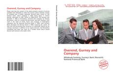 Couverture de Overend, Gurney and Company