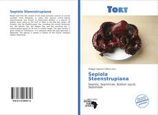 Portada del libro de Sepiola Steenstrupiana
