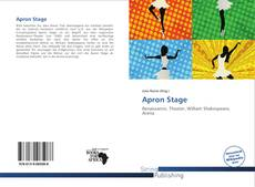 Couverture de Apron Stage