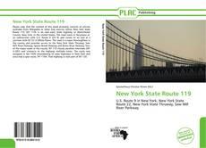 Copertina di New York State Route 119