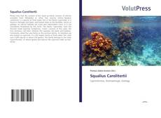 Bookcover of Squalius Carolitertii