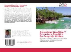 Portada del libro de Diversidad Genética Y Estructura Genética De Cangrejo Ucides