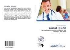 Capa do livro de Overlook Hospital