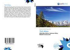 Portada del libro de Tell Atlas