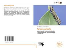 Copertina di Apteria aphylla