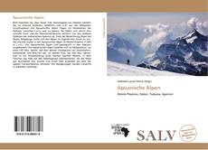 Apuanische Alpen kitap kapağı