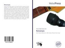 Bookcover of Romansyia