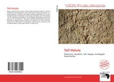 Borítókép a  Tell Halula - hoz