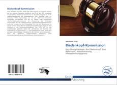 Biedenkopf-Kommission kitap kapağı