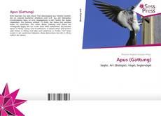 Bookcover of Apus (Gattung)
