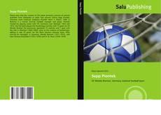 Portada del libro de Sepp Piontek