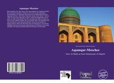 Aqsunqur-Moschee kitap kapağı