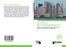 Bookcover of New York State Route 75