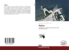 Borítókép a  Aqtau - hoz