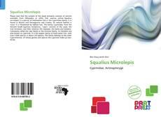 Couverture de Squalius Microlepis