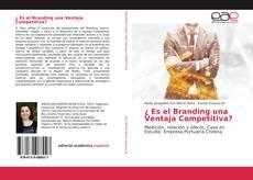 Borítókép a  ¿ Es el Branding una Ventaja Competitiva? - hoz