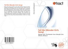 Bookcover of Tell Me (Wonder Girls Song)