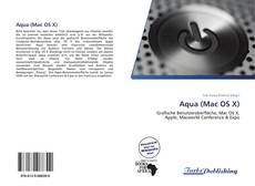 Bookcover of Aqua (Mac OS X)