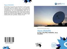 Capa do livro de Aqua (Satellit)