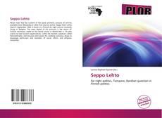 Bookcover of Seppo Lehto
