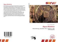 Bookcover of Aqua Alsietina