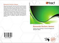 Couverture de Romantic Guitars: Amour