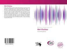 Portada del libro de Wei Chuhou