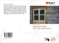 Bookcover of Squatter's Cabin