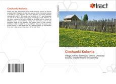 Ciechanki-Kolonia的封面