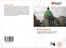 Bookcover of Bistum Ajaccio