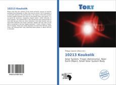 Portada del libro de 10213 Koukolík