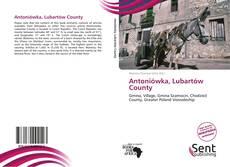 Copertina di Antoniówka, Lubartów County