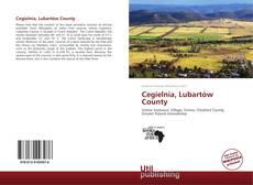 Capa do livro de Cegielnia, Lubartów County