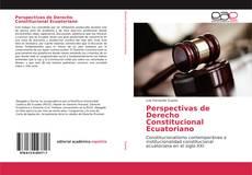 Capa do livro de Perspectivas de Derecho Constitucional Ecuatoriano