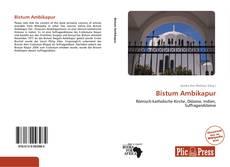 Buchcover von Bistum Ambikapur