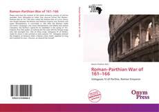 Bookcover of Roman–Parthian War of 161–166