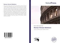Couverture de Roman–Persian Relations