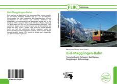 Biel-Magglingen-Bahn kitap kapağı