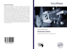 Capa do livro de Romantic Guitar