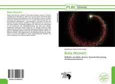 Buchcover von Biela (Komet)