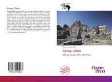 Capa do livro de Rome, Ohio