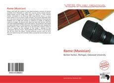 Copertina di Rome (Musician)