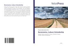 Portada del libro de Baranowice, Lubusz Voivodeship