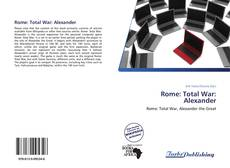 Bookcover of Rome: Total War: Alexander