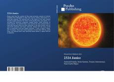 Capa do livro de 2324 Janice